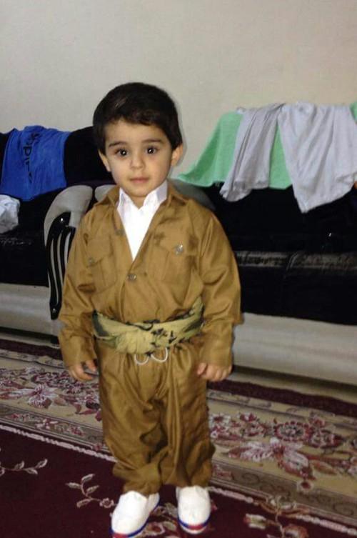 صور اطفال عراقيين يضحكون , اضحك مع الكوميدي الصغير
