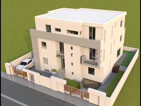 صور تصميم بيوت 3d , احدث صور لبيوت رائعه