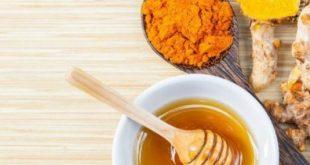 صور فوائد الكركم مع العسل , خلطة الكركم و العسل و تاثيرها علي البشره