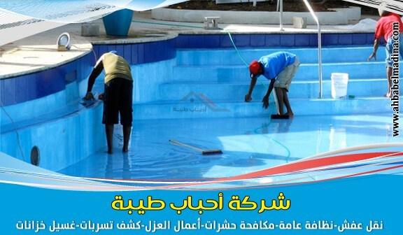 صور تنظيف مسابح بجدة , افضل شركات تنظيف في جدة