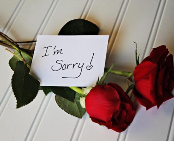 صورة قصائد اعتذار للصديق , صور اعتذار مميزة للاصحاب