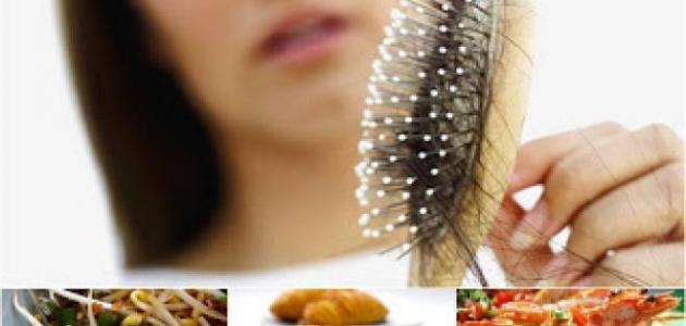 صور لعلاج تساقط الشعر , علاج مميز للتخلص من تساقط الشعر