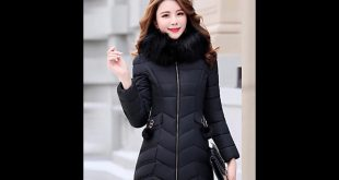صور جاكيت شتوي نسائي طويل , شاهد الموضة للنساء في الشتاء