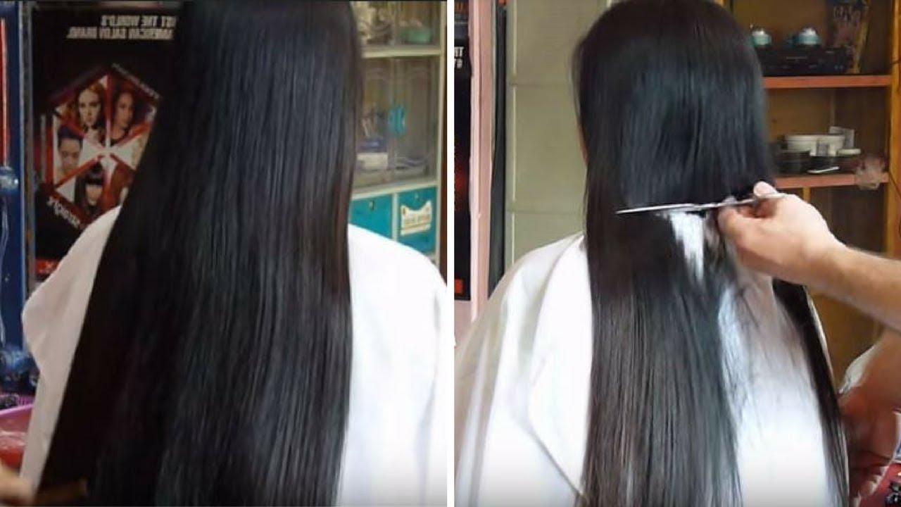 صور شعر طويل اسود , الشعور لمميزه عند النساء