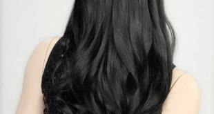 صورة شعر طويل اسود , الشعور لمميزه عند النساء