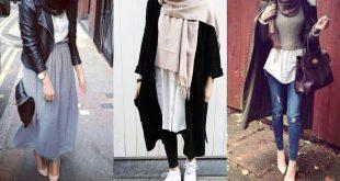صورة اجمل ملابس شتويه , الموضة للبنات في الملابس الشتويه