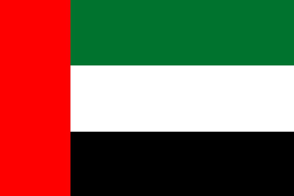 صورة شكل علم الامارات , توضيح شكل علم الامارات دولة الحب و التفهم