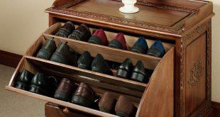 صورة اشكال جزامات مودرن , مكان لوضع الحذاء