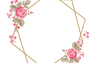 صورة اطار ورد جميل , شاهد اروع الاطار للورود ممكن ان تراها في حياتك