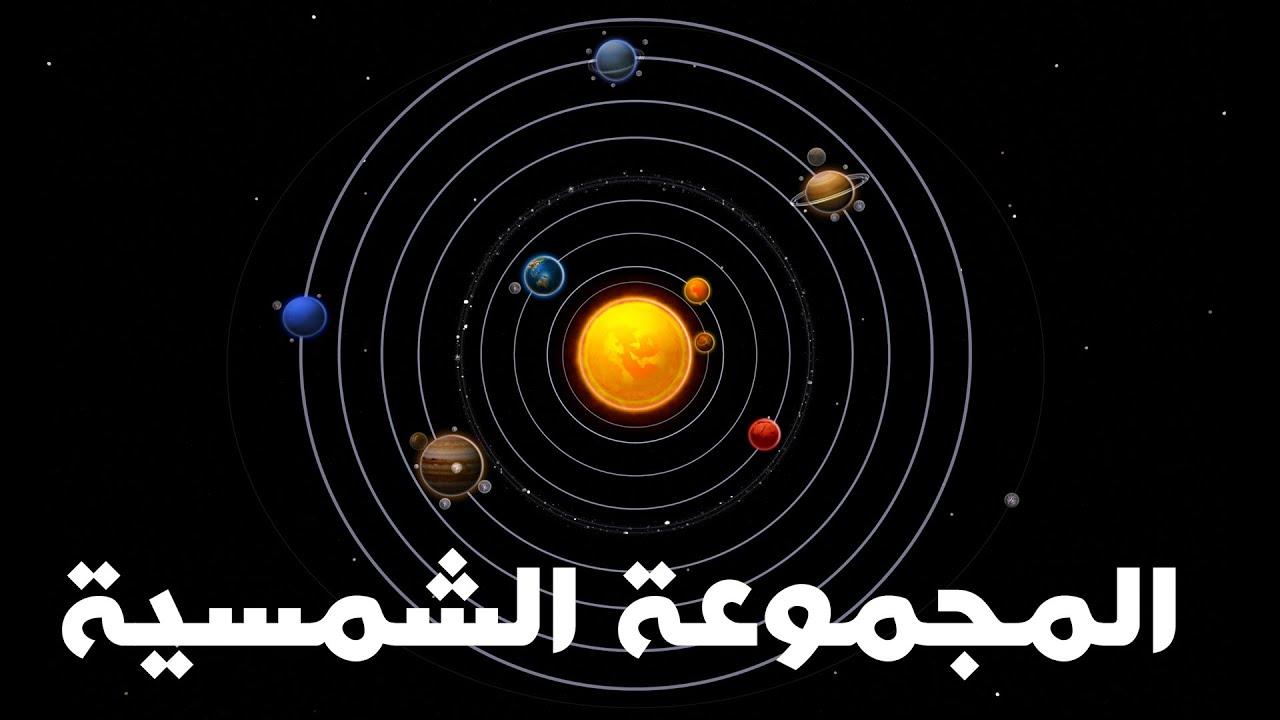 صورة معلومات عن المجموعة الشمسية , تعرف على المجموعة الشمسية كلها