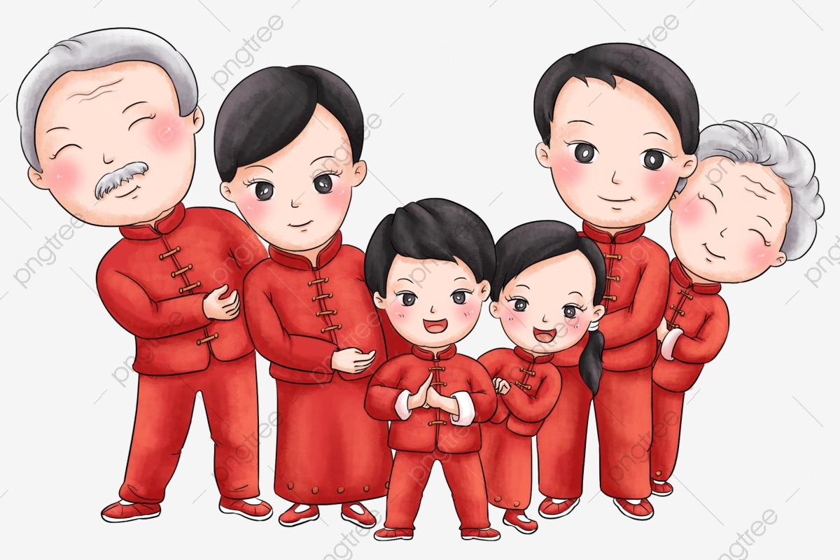 صورة صور عائلة كرتون , شاهد اروع الصور العائلة كرتون للاطفال
