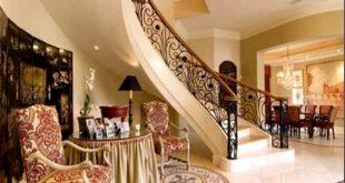 صورة درج داخلي جميل , شاهد اروع الدرج الدخلي للمنزل