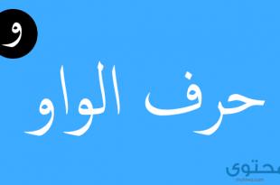 صورة تفسير الاحلام حرف الواو , رؤية حرف بعينه في الحلم ؟