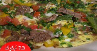 صورة وصفة عشاء سهلة وسريعة , اكلات سريعه جدا للعشاء