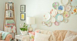صور ديكورات بسيطة وغير مكلفة للجدران , صور ديكورات رائعه اوي للبيت