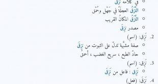 صورة معنى كلمة نزق , ماذا تعني نزق في اللغه العربيه