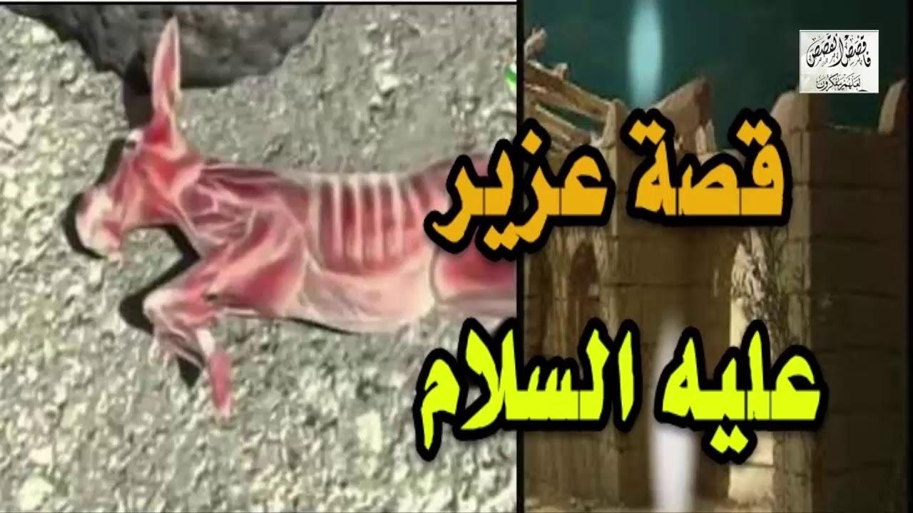 صور هل عزير نبي ام رجل صالح , قصة عزيز في الدين الاسلامي
