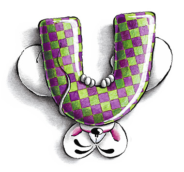 صورة صور حرف u , تصاميم جديدة لحرف U عربي و انجلش
