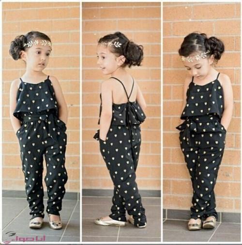 صورة ملابس نوم اطفال , تصاميم لبس رائع للصغار