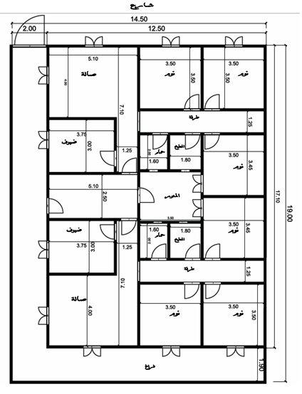 صورة رسم هندسي لمنزل , احدث رسومات هندسية لمنزل