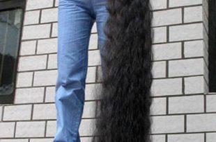 صور اكبر شعر في العالم , صور اطول شعر في العالم