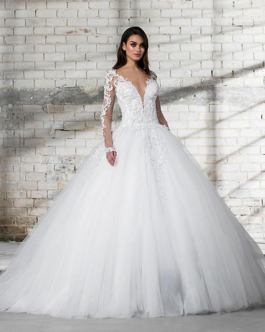 صور صور فساتين اعراس للبنات , فساتين عرايس 2019