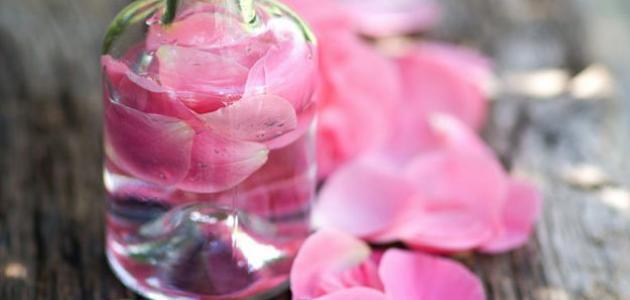صور فوائد شرب ماء الورد على الريق , اهم فائدة لشرب الماء