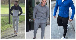 صورة ملابس رياضية رجالية , ماذا يلبسوا الرجال في وقت الرياضة