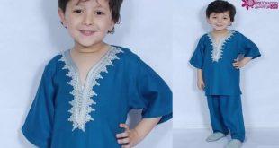 صورة موديلات جبادور للاطفال , الموضة من اجل الاطفال
