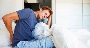 صورة الام الجسم عند الاستيقاظ من النوم , لماذا تتالم في الصباح
