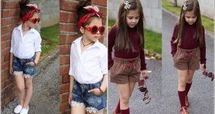 صورة احدث ملابس الاطفال , كيف تجعل طفلك جميله و اجمل شكل