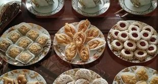 حلويات بالصور الجزائرية , حلويات تجعلك تشعر بالمذاق الجيد