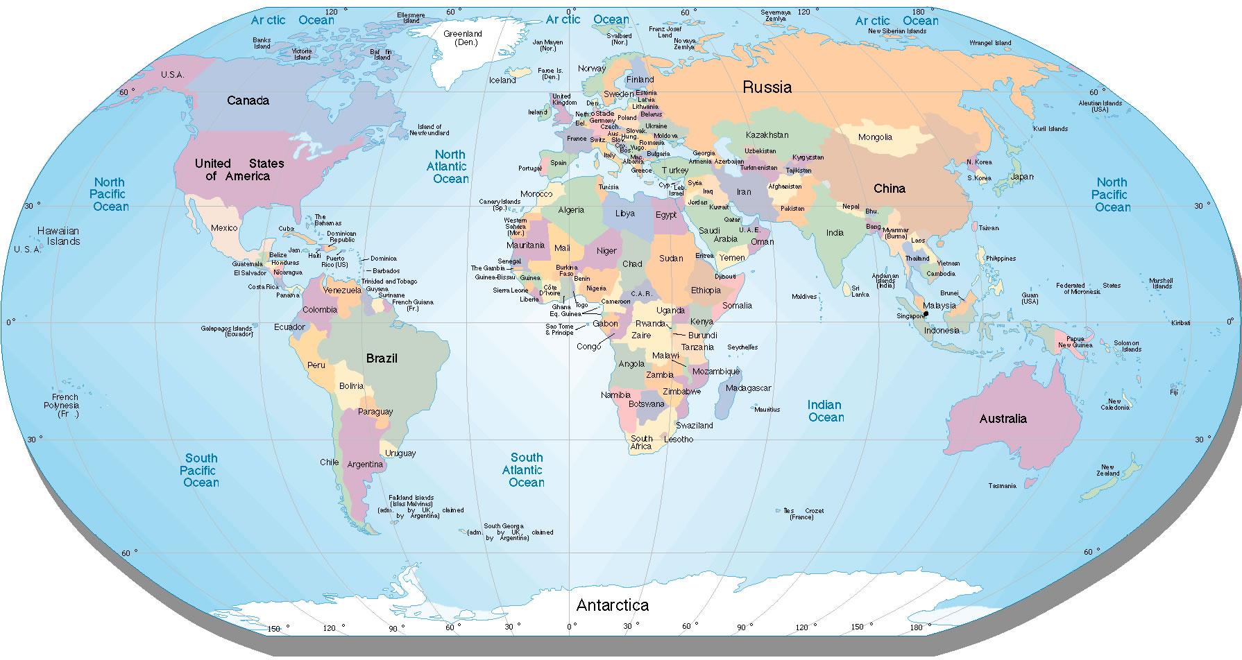 صورة اسماء دول العالم , كل اسماء الدول حول العالم